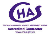Accredited Contractor on the Contractors Health & Safety Assessment Scheme
